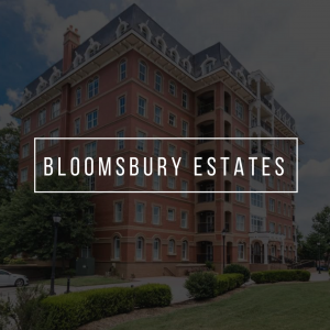 Bloomsbury Estates Neighborhood