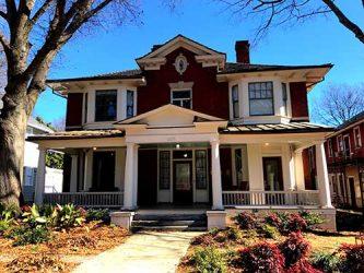 Home in Boylan Heights