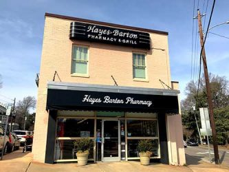 Five Points Neighborhood Hayes Barton Pharmacy