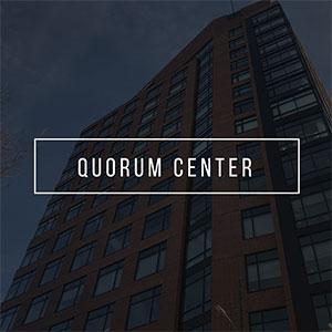 The Quorum Center Condos